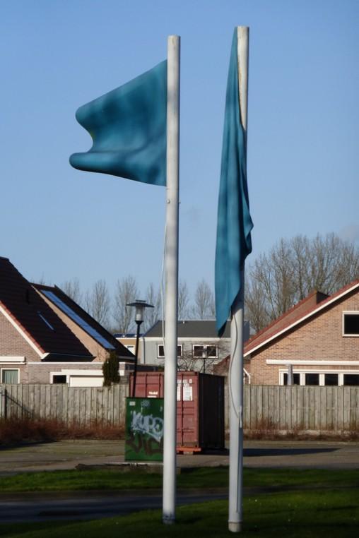 Vlaggen Oost Souburg Wies de Bles